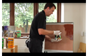 How to protect and stain your wood with Sadolin