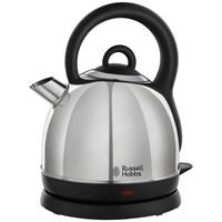 Russell Hobbs  Traditional Dome Polished Steel Cordless Kettle - 1.8 Litre