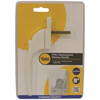 Yale  PVCu Replacement Window Handle - White