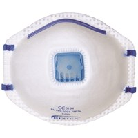 Portwest  FFP2 Valved Respirator Mask - 3 Pack