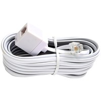 Phoenix  Telephone Lead - 7ft