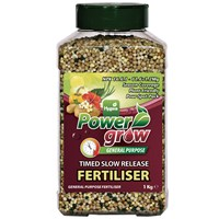 Powergrow  Slow Release Fertiliser - 1kg