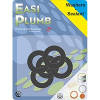Easi Plumb  Spare Appliance Hose Washers - 5 Pack