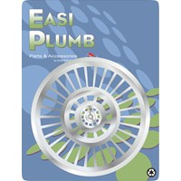 Easi Plumb  Waste Outlet Grid - Chrome