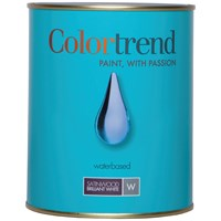 Colortrend  Satinwood Colours Paint - 1 Litre